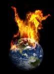 aarde-in-brand